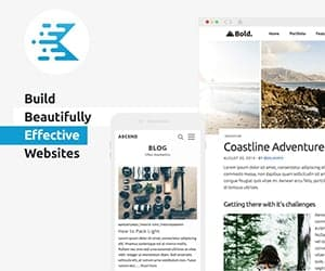 Kadence Free WordPress Theme